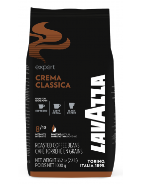 cafe grain lavazza crema classica